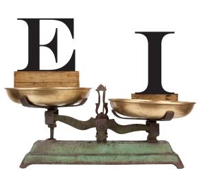 Scales E I