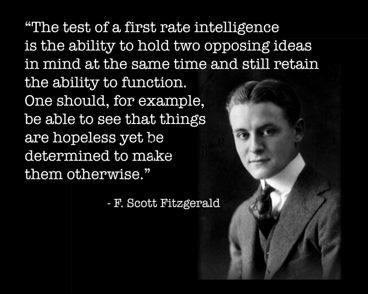 F. Scott Fitz Quote 2
